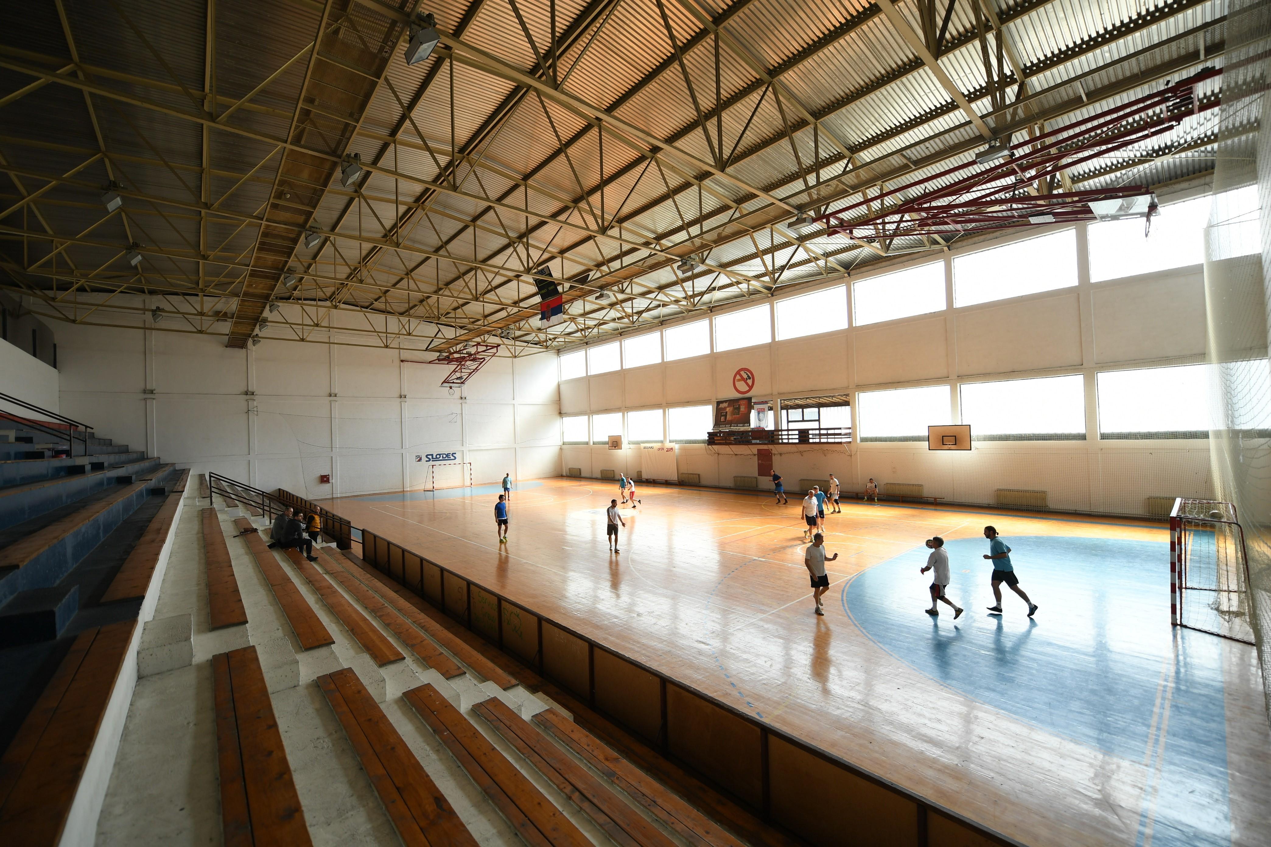 sportska sala